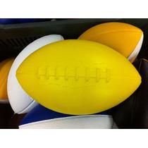 Balon De Futbol Americano Esponga Anti Estres Publicidad