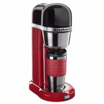Kitchenaid - Cafetera Personal - Empire Red