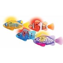 Robo Fish Peixe Robótico Que Move Na Água Led - Dtc