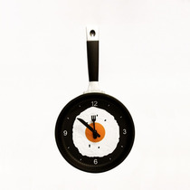 Reloj Mural Pared Morph Huevo Diseño
