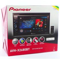 Dvd Player Pioneer Avh-x2680bt Bluetooth, Mixtrax, Usb