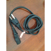 Cable De Corriente Para Cpu Y Monitor.
