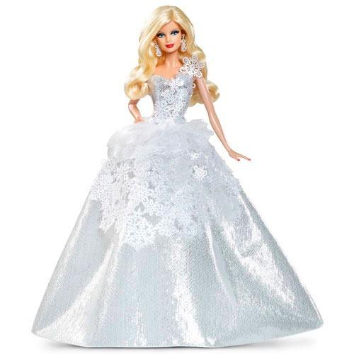 Winter Toys 10 And Up : Barbie coleção holiday aniversário mattel r