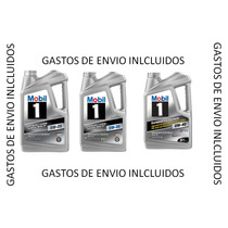 Aceite Sintetico Mobil1 5w-20,5w-30,0w-40 5lts Envio Gratis