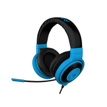 Razer Kraken Pro Neon Blue 7.1c Mic Garantia 1ano Fre Gratis