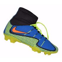 Promoção! Chuteira Nike Campo Futebol Mercurial Frete Gratis