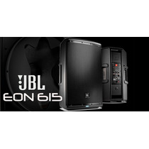 Jbl Eon 615 Bluetooth Bafle Amplificado 15