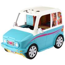 Barbie Trailer De Pets - Mattel