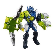 Briqnuedo Boneco Max Steel Mattel Makino Invasor Das Galaxia