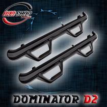 Estribos Dominator 2 Toyota Tacoma Double 2005 - 2015