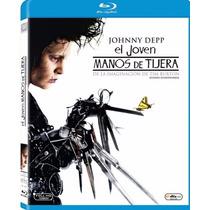 El Joven Manos De Tijera , Película Blu Ray