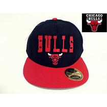 Boné Chicago Bulls Snapback