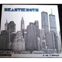 Beastie Boys - To The 5 Boroughs Cd Edicion Especial Digipak