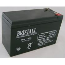 Bateria Recargable 12v 7ah Para Alarmas, Ups, Etc. Dmm