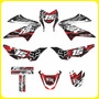 Tuning Motos Honda Xr 150, Monster, Rockstar, Fox Stickers