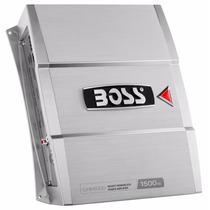 Potencia Boss Chm1500 1500w Monoblock Gtia Fact A O B