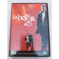 La Hora 25 Pelicula Dvd Seminueva Original Edward Norton