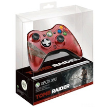 Control Xbox 360 Edicion Tomb Raider Nuevo Blakhelmet E