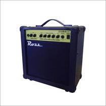 Ross G25r, Amplificador Para Guitarra, 25w, Parlante 8