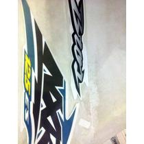Adesivo Moto Bros 150 Es Jogo 2004 Branca Compl
