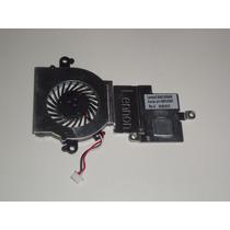 Cooler Com Dissipador Do Netbook Samsung Np-nc215-pd1br