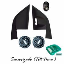Kit Retrovisor Elétrico Onix Prisma Gmse105 Tilt Down Ajuste