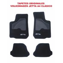 Tapetes Originales Volkswagen Jetta A4 Clásico Alfombra