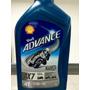Aceite Shell Advance 15w50 4t Semi Sintético Importado