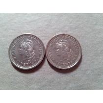 Monedas Antiguas Argentina 1 Peso 1959 Muy Lindas Excelentes
