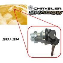 93-94 Chrysler Shadow Switch De Encendido Con Llaves