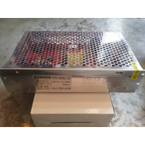 Fuente Switching 12v 16 A,metal Profesional Conmutada.