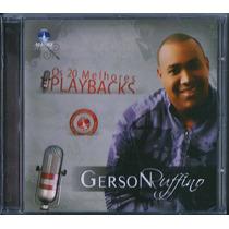 Cd Gerson Rufino - Os 20 Melhores Playbacks (original)