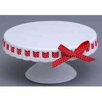 Base Para Pastel Con Liston Cake Stand 10
