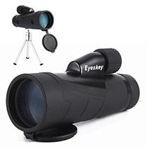 Eyeskey Wideviews - 10x50 / 12x50 De Alta Potencia De Magn