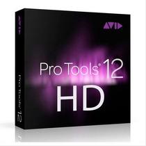 Pro Tools 12 Hd + Plugins Aax Avid + Wavesv9r30 Completão