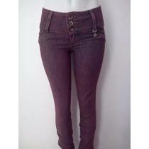 Calça Jeans Da Darlook Com Lycra