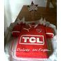 Torta De Futbol. Camiseta - Todos Los Cuadros