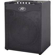 Peavey Max 115 Ii Combo Amplificador De Bajo 1x15 300w