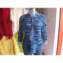 Sweaters Tejidos A Mano En Estambre T.mediana Varios Diseños