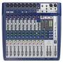 Soundcraft Signature 12 Consola 12 Canales Efect Lexicon Usb