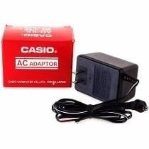 Adaptador Casio Ad-1ul Para Teclado Casio Nuevos De Caja