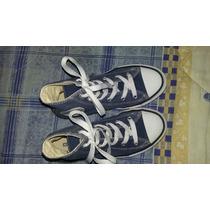 Zapatos Botas Converse 100% Originales Usados Talla 32