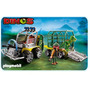 Playmobil 5236 Transporte De T-rex Bebe Dinosaurios !!!