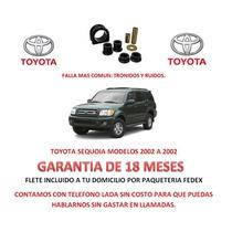 Bujes P/ Caja Cremallera Direccion Hidraulica Toyota Sequoia