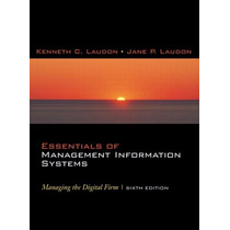 Libro Management Information Systems Laudon 6 Pearson #