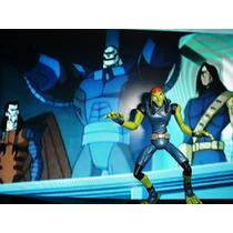 Wolverine E Os X Men Toad O Groxo Compatível Marvel Univers