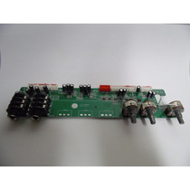 Placa Ca-316 Lenoxx Controle Volume E Guitarra