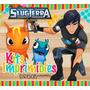 2x1 Mega Kit Personalizable Imprimible Slugterra Bajoterra