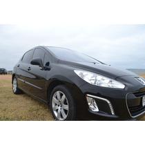 Peugeot 308 Premium En Perfecto Estado, Único Dueño