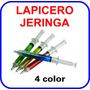 2 Lapiceros Jeringa A Precio De Locura - Chorrillos